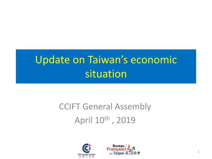 update on taiwan s economic situation n.