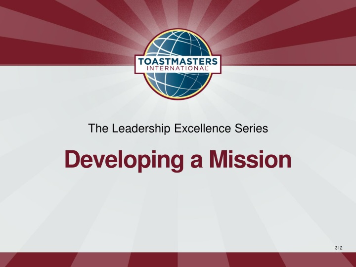 the leadership excellence series n.