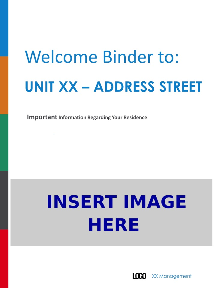 welcome binder to n.