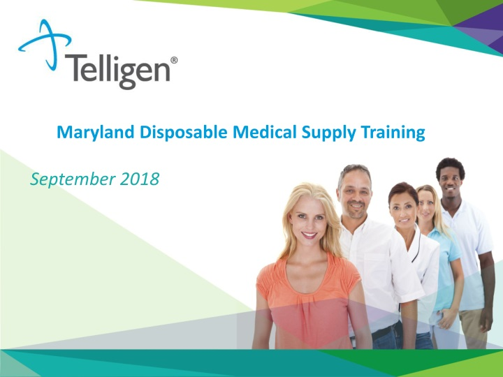 maryland disposable medical supply training n.