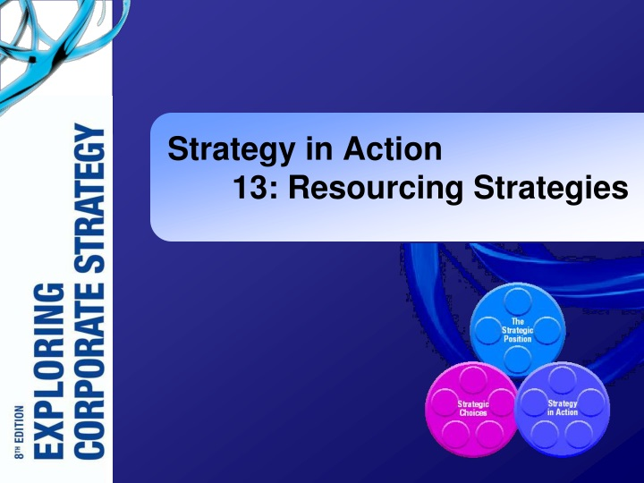 strategy in action 13 resourcing strategies n.