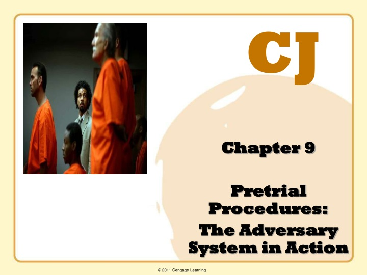 chapter 9 pretrial procedures the adversary system in action n.