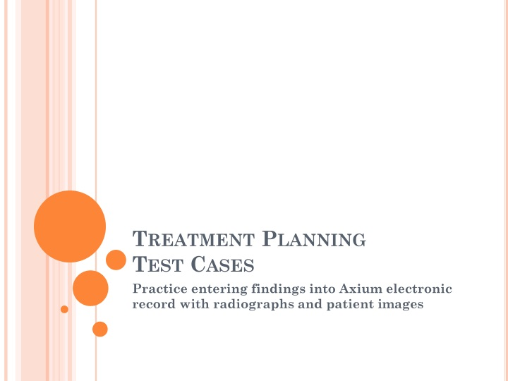 treatment planning test cases n.