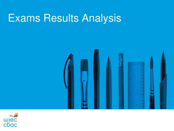 exams results analysis n.