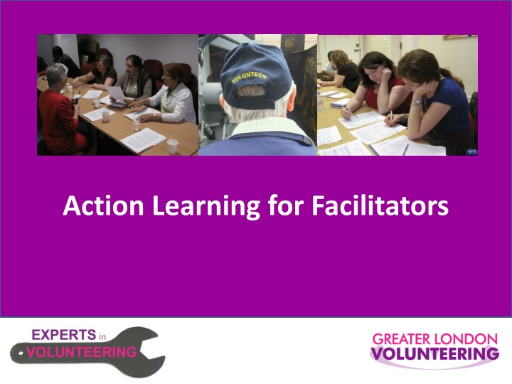 action learning for facilitators n.