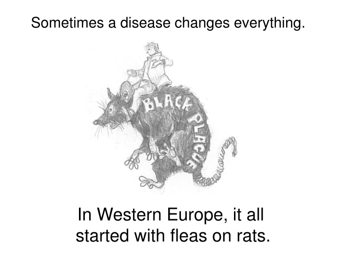 sometimes a disease changes everything n.