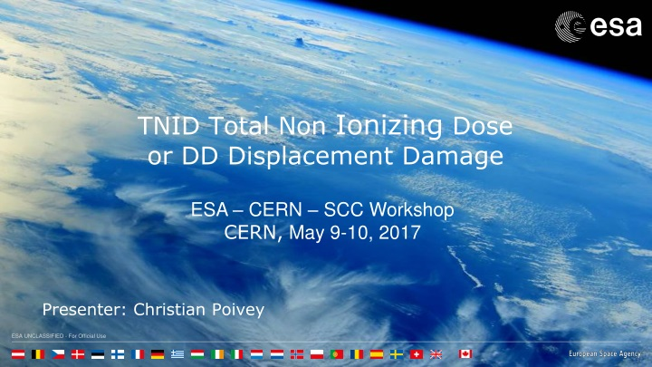 tnid total non ionizing dose or dd displacement damage n.