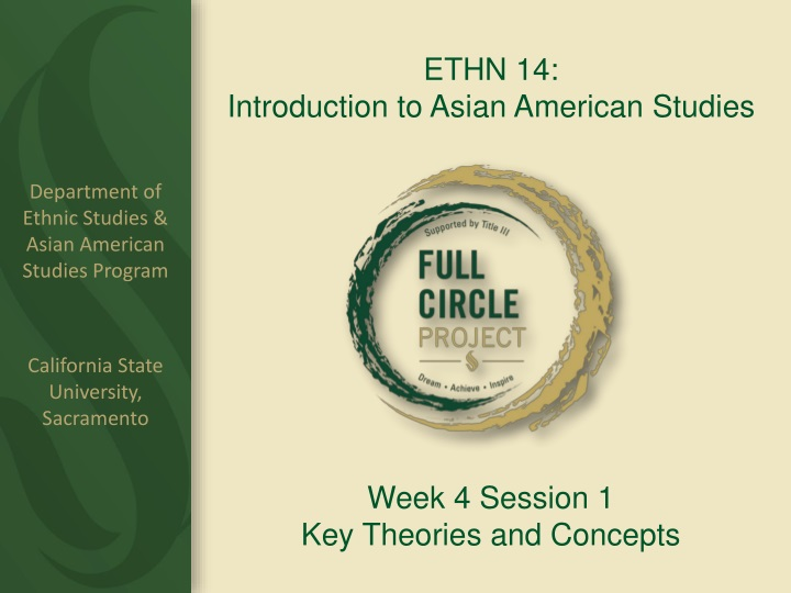 ethn 14 introduction to asian american studies n.