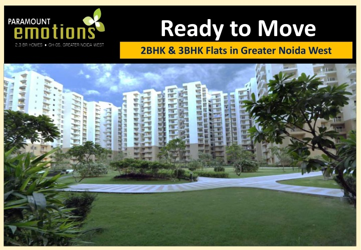 ready to move 2bhk 3bhk flats in greater noida n.