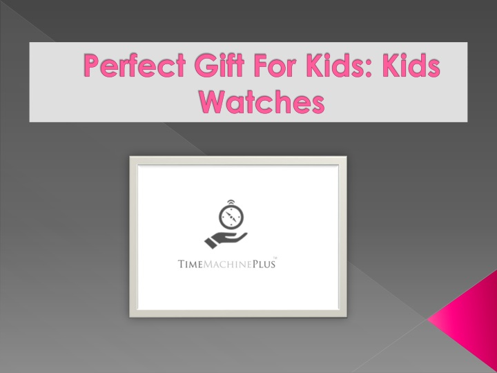 perfect gift for kids kids watches n.