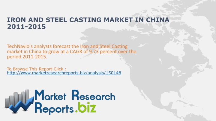 iron and steel casting market in china 2011 2015 n.