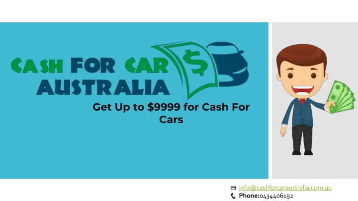 get up to 9999 for cash for cars n.